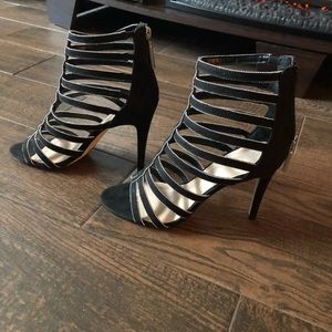 Beautiful sandals with strappy design